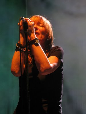 Portishead live in Wolverhampton, April 13th 2008